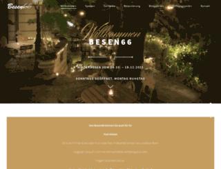 besen66.de screenshot