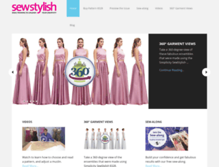 besewstylish.taunton.com screenshot