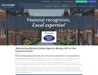 besleyhill.co.uk screenshot