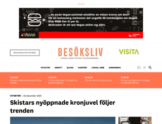besoksliv.se screenshot