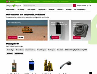 bespaarbazaar.nl screenshot