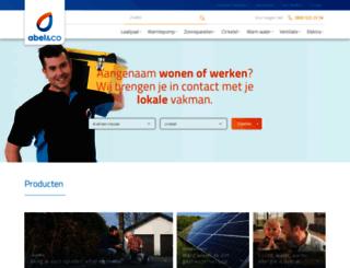 bespaarinstallateur.nl screenshot