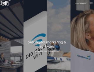 bespoke4business.com screenshot