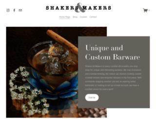 bespokebarware.com screenshot