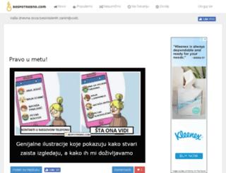 bespotrebnoznanje.com screenshot