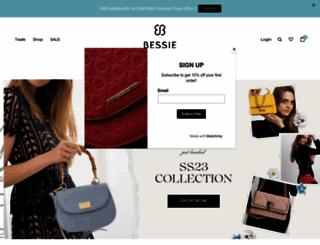 bessielondon.com screenshot