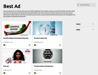 best-ad.blogspot.com screenshot