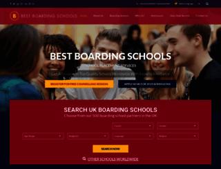 best-boarding-schools.net screenshot