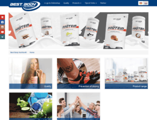 best-body-nutrition.de screenshot