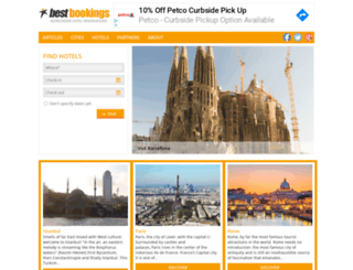 best-bookings.com screenshot