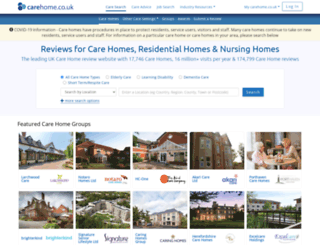 best-care-home.co.uk screenshot