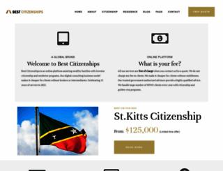 best-citizenships.com screenshot