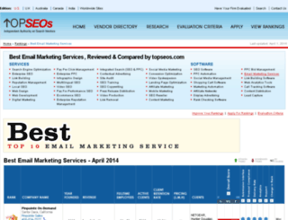 best-email-marketing-services.topseosratings.com screenshot