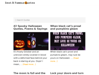 best-famousquotes.com screenshot