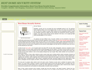 best-home-security-system-exclusive.blogspot.com screenshot