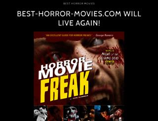 best-horror-movies.com screenshot