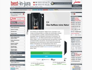 best-in-jura.de screenshot