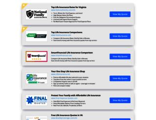 best-insurance-quotes.net screenshot
