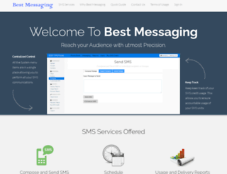 best-messaging.com screenshot