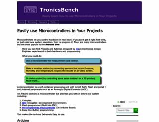 best-microcontroller-projects.com screenshot
