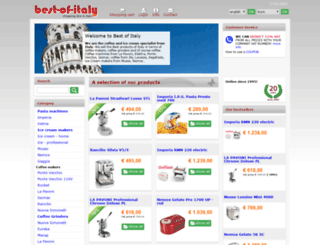 best-of-italy.com screenshot