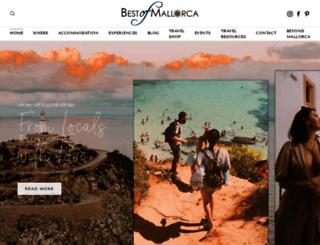 best-of-mallorca.com screenshot