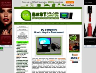 best-off-grid-computers.com screenshot