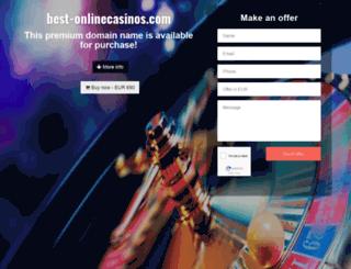 best-onlinecasinos.com screenshot