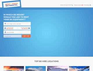 best-price-ski-rental.com screenshot