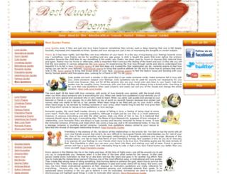 best-quotes-poems.com screenshot