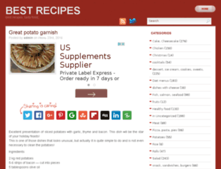 best-recipes555.biz screenshot