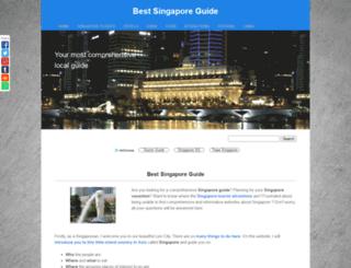 best-singapore-guide.com screenshot