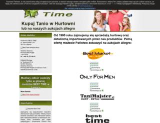 best-time.pl screenshot