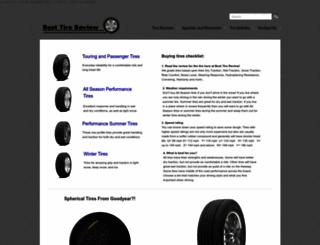 best-tire-review.com screenshot
