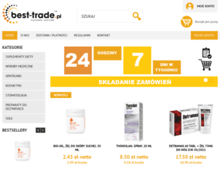 best-trade.pl screenshot