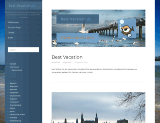 best-vacation.de screenshot