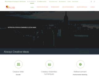 best-web.be screenshot