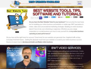 best-website-tools.com screenshot