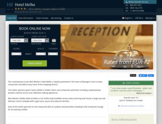 best-western-hotel-melba.h-rez.com screenshot