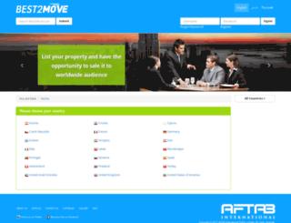 best2move.com screenshot