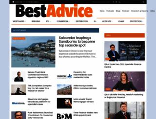 bestadvice.net screenshot