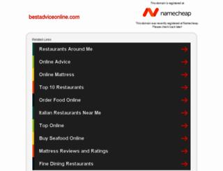 bestadviceonline.com screenshot