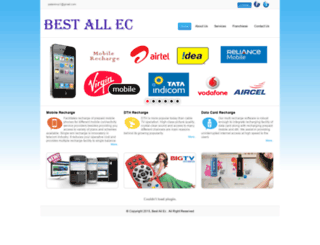bestallec.com screenshot
