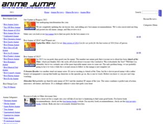 bestanime.org screenshot