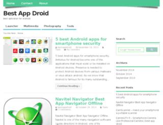 bestappdroid.com screenshot