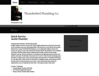 bestaustinplumber.com screenshot