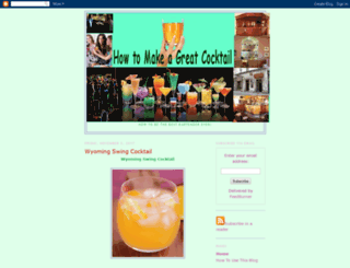 bestbartenderever.blogspot.com screenshot