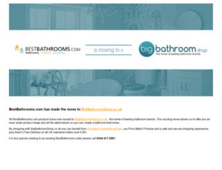 bestbathrooms.com screenshot