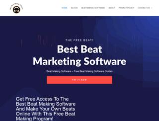 bestbeatmakingsoftware.org screenshot