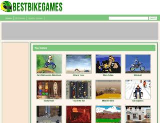 bestbikegames.net screenshot